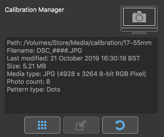 Calibration Manager